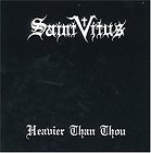 Saint Vitus - Heavier Than Thou, 2LP