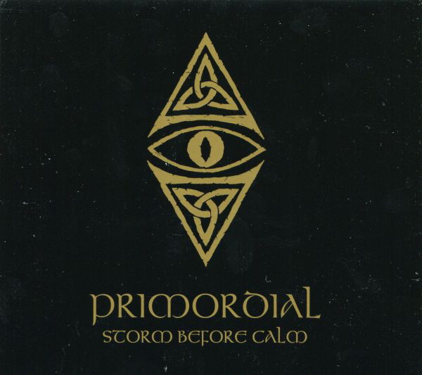 Primordial - Storm Before Calm, SC-DigiCD+DVD